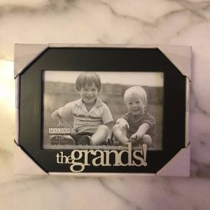 """4 x 6 """"The Grands"""" Picture Frame"""